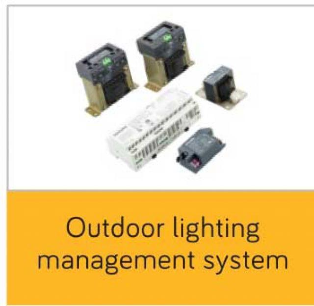 Out DOoring Lighting Management